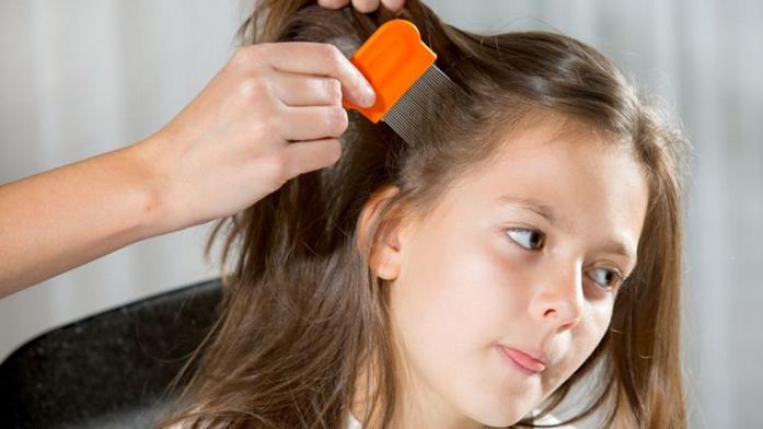 Гребешок сбора вшей и гнид с волос для детей